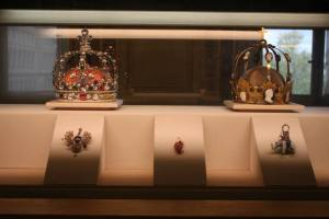 The crown jewels.