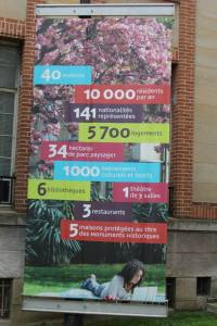 Cité internationale universitaire de Paris. Every country should have something like this!
