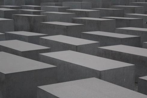 Memorial to the Murdered Jews of Europe http://en.wikipedia.org/wiki/Memorial_to_the_Murdered_Jews_of_Europe