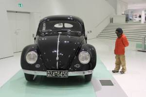 One of the oldest VW's, which were the brain child of Porsche.