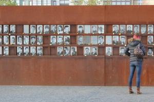 Those who died trying to escape from east Berlin.