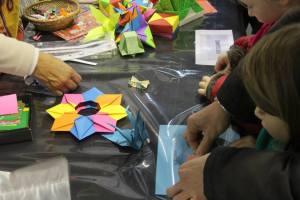We love origami!